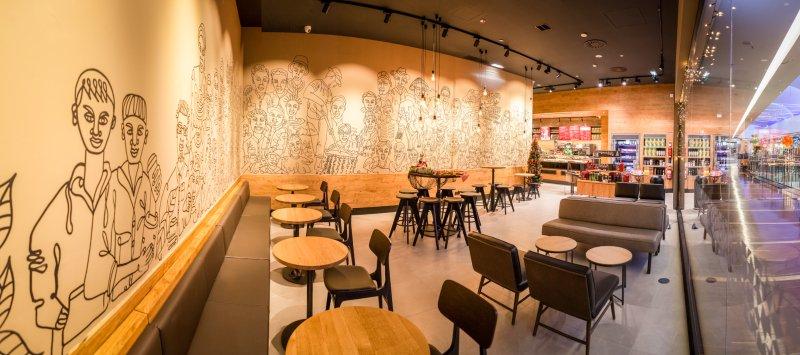Starbucks continua a expandir em território nacional