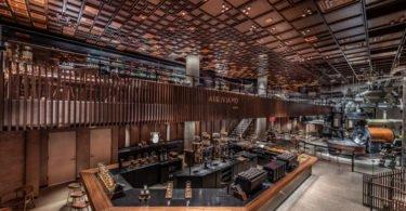 Starbucks abre 'Reserve Roastery' em Nova Iorque