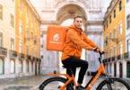Serviço de entrega de refeições em bicicletas elétricas chega a Lisboa