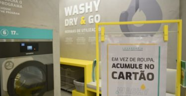 Sonae MC lança rede de lavandarias self-service