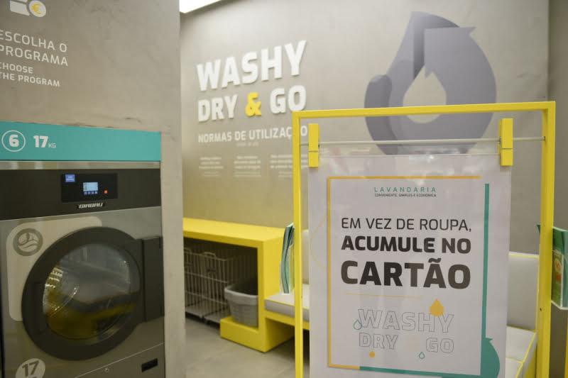 6ed276eb87 Sonae MC lança rede de lavandarias self-service