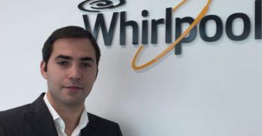 A Whirlpool Portugal tem um novo director comercial: Bruno Magalhães a nova função já a partir de 1 de fevereiro.