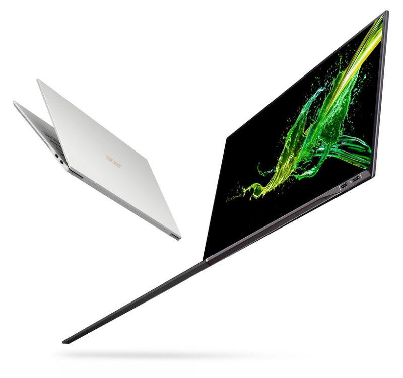 Acer revela novo Swift 7