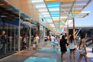 centro comercial - Distribuição Hoje