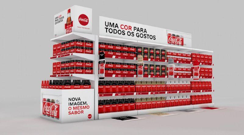 Coca-Cola dá a conhecer novas denominações para as suas variedades