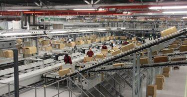 Inditex investe 1,7 mil milhões na logística para crescer online