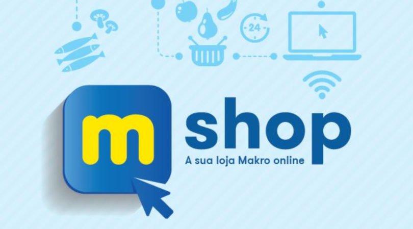 Makro lança loja online