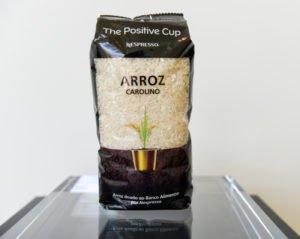 Nespresso doa 90 toneladas de arroz ao Banco Alimentar