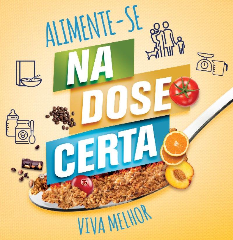 Nestlé quer ensinar consumidores a alimentarem-se na 'dose certa'