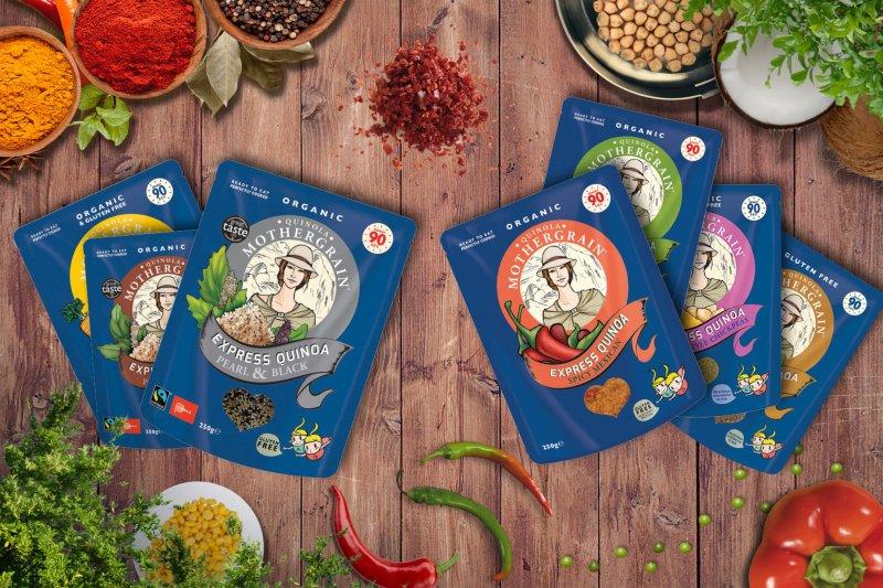 Quinoa pronta a comer já está disponível em Portugal