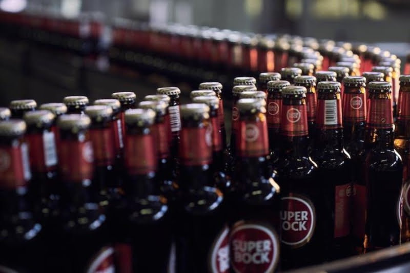 Vendas do Super Bock Group caem 1,4% em 2018