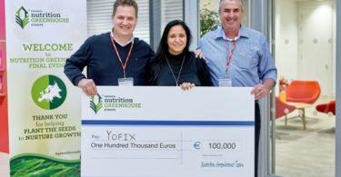 Já é conhecido o vencedor do European Nutrition Greenhouse da PepsiCo