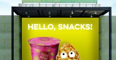 Snacks Urban Nature chegam à Grande Distribuição