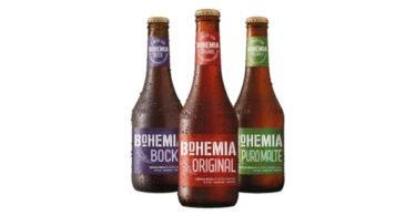 Bohemia tem novo 'look'