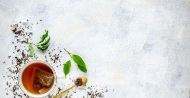 Chá de cidreira é o mais consumido pelos portugueses