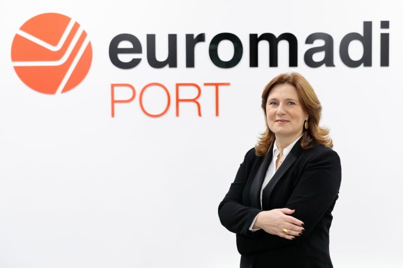 Cristina Mesquita é a nova Diretora Geral da Euromadi em Portugal