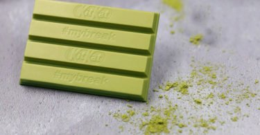 Kit Kat Green Tea Marcha chega ao mercado nacional