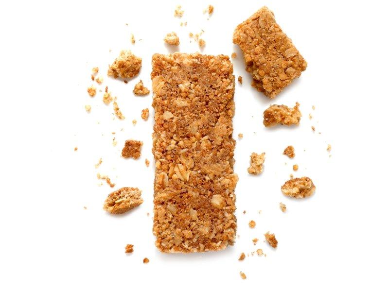 Mais de 2 milhões consomem barras de cereais