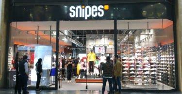 Alemã Snipes abre a primeira loja em Portugal