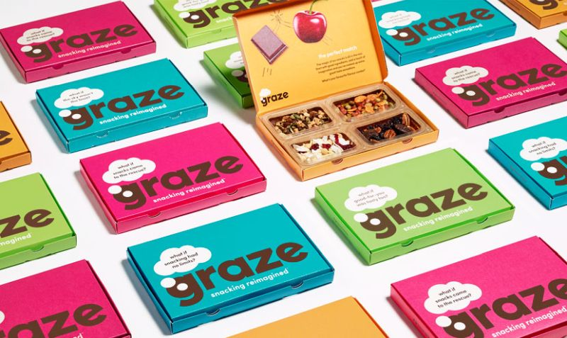 Unilever adquire snacks Graze