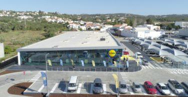15.º Lidl no Algarve num investimento de 8 milhões de euros