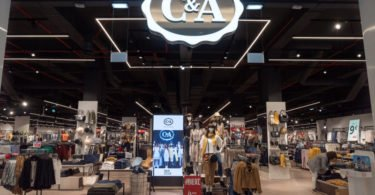 C&A investe 2 M€ na renovação da loja do Colombo