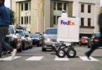 FedEx testa robot para entregas rápidas