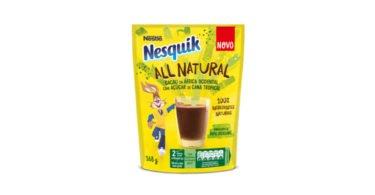 Nestlé lança novo achocolatado em embalagens de papel reciclável