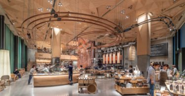 Starbucks abre Reserve Roastery em Tóquio