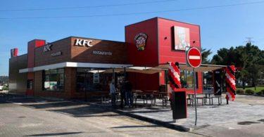 KFC conta com 27 restaurantes e alarga serviço Delivery
