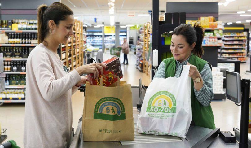 Mercadona diz não ao plástico
