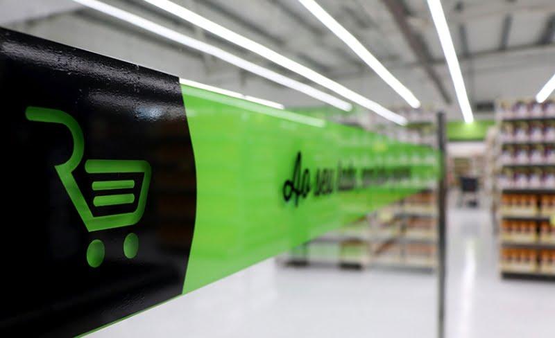 Roque Supermercados abre 3.ª loja