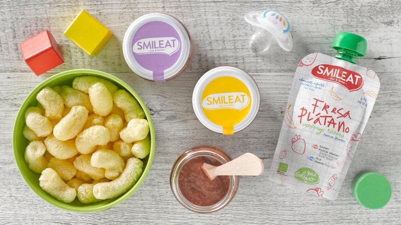 Marca de comida infantil 100% biológica chega a Portugal