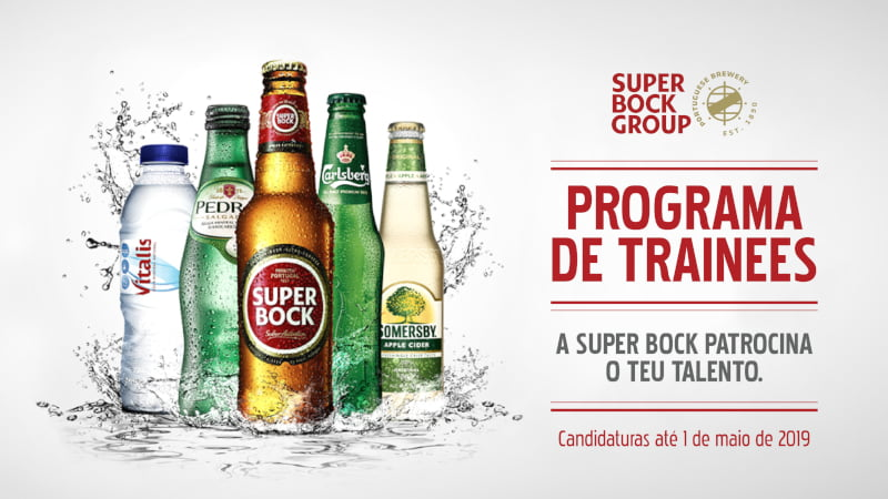 Super Bock Group procura jovens talentos