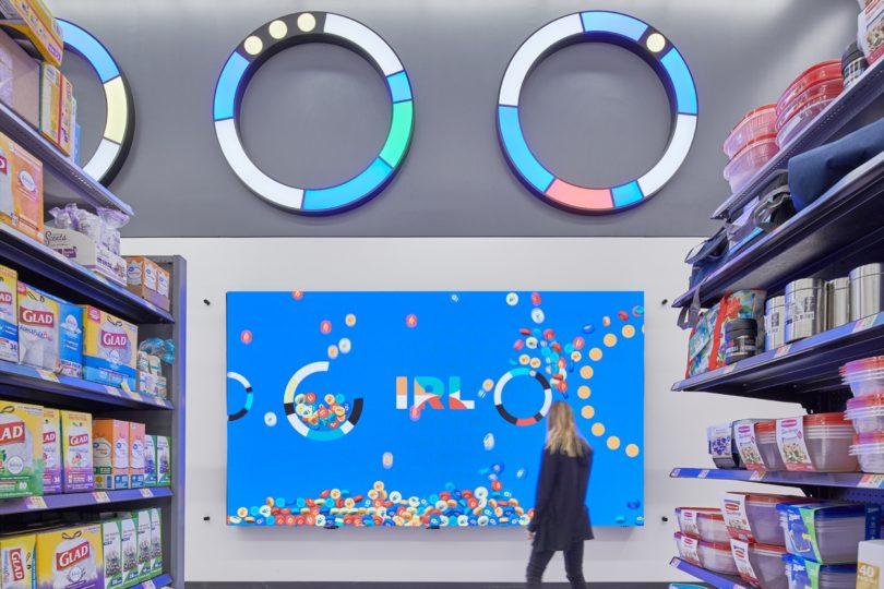 Walmart mostra o futuro do retalho com IRL