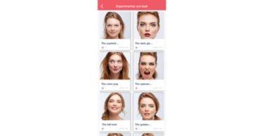 Auchan cria app que usa realidade aumentada para ajudar a escolher maquilhagem