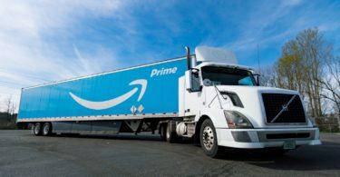 """Amazon testa """"Uber"""" dos camiões"""