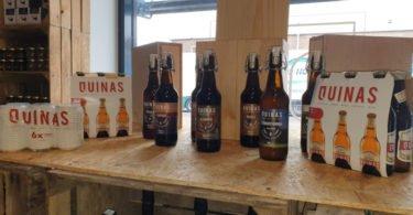 Cerveja Quinas chega ao mercado holandês