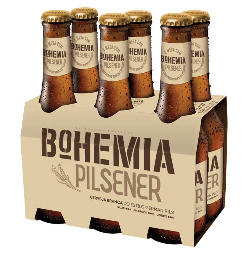 Chegou a Bohemia Pilsener