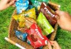 Fruut reduz plástico das embalagens em 25%