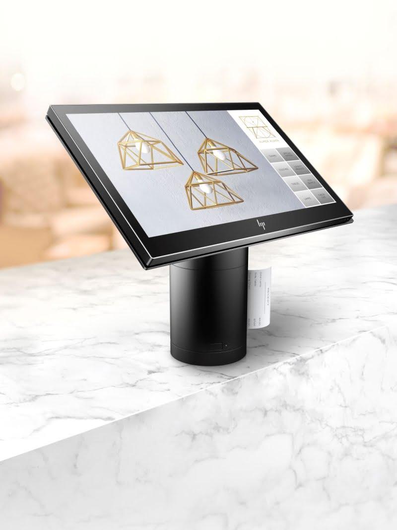 HP amplia família de equipamentos de ponto de venda com soluções baseadas em Android