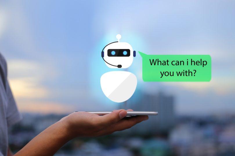 Interações do Chatbot no retalho atingirão 22 mil milhões até 2023 com IA