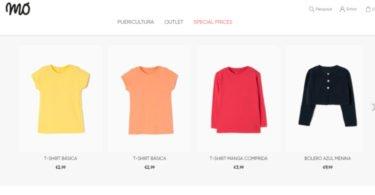 MO lança nova loja online