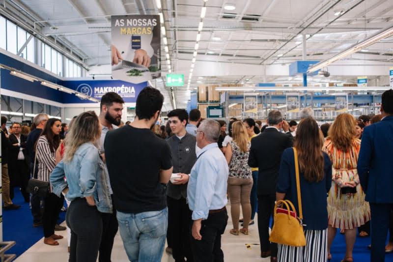 A Makro Portugal inaugurou esta quarta-feira (15 de maio) a Makropédia, um centro de partilha de conhecimento dedicado a colaboradores, clientes e parceiros.
