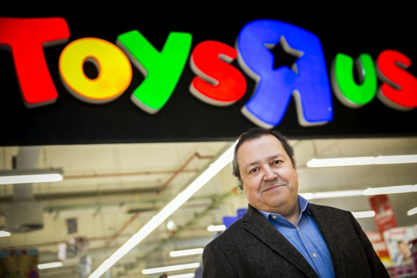 Toys'R'Us aposta no omnicanal