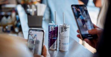 Red Bull lança bebidas de Açaí e Coco