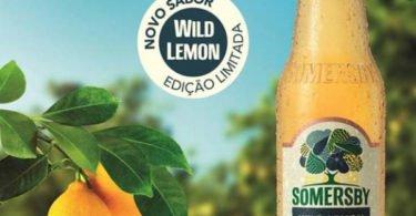 Somersby agora sabe a limão