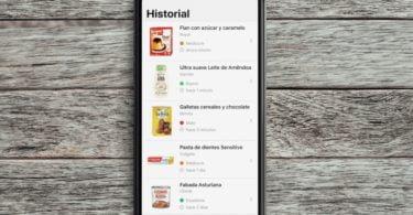 A app que permite consultar o impacto dos produtos alimentares e cosméticos