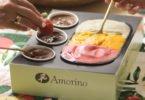 Gelados da Amorino já são entregues pela Uber Eats e pela Glovo