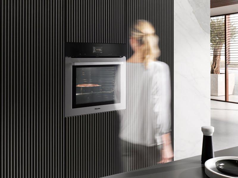 Chegou a nova geração de eletrodomésticos Miele